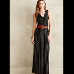 Knotted Maxi Dress - Anthropologie
